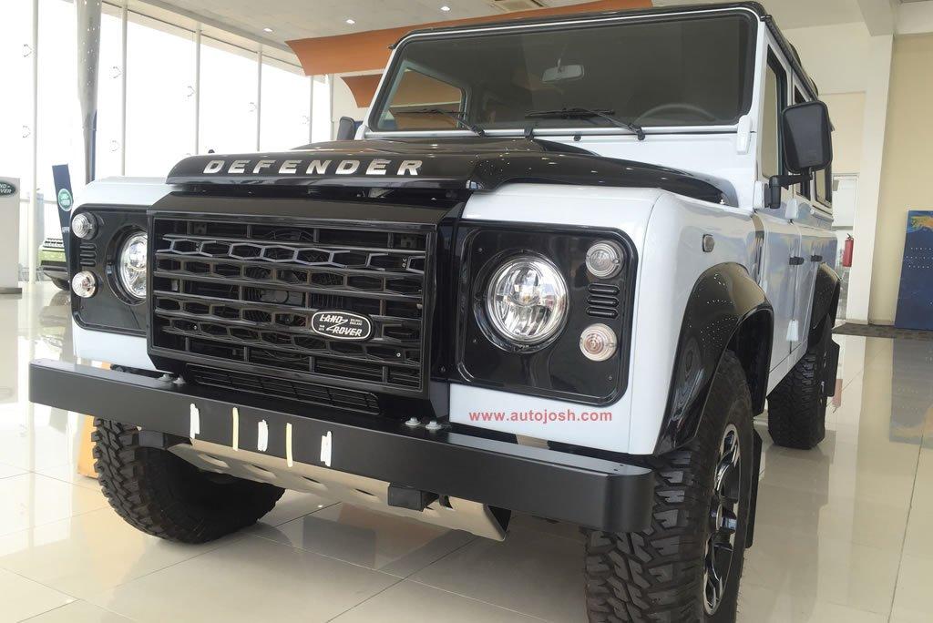 Land Rover Defender3