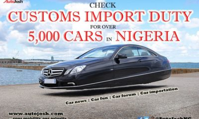 car import duty in nigeria