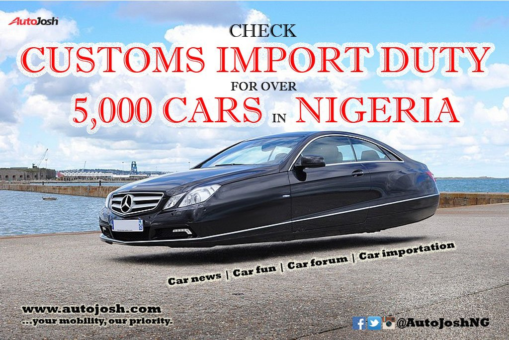 customs import duty