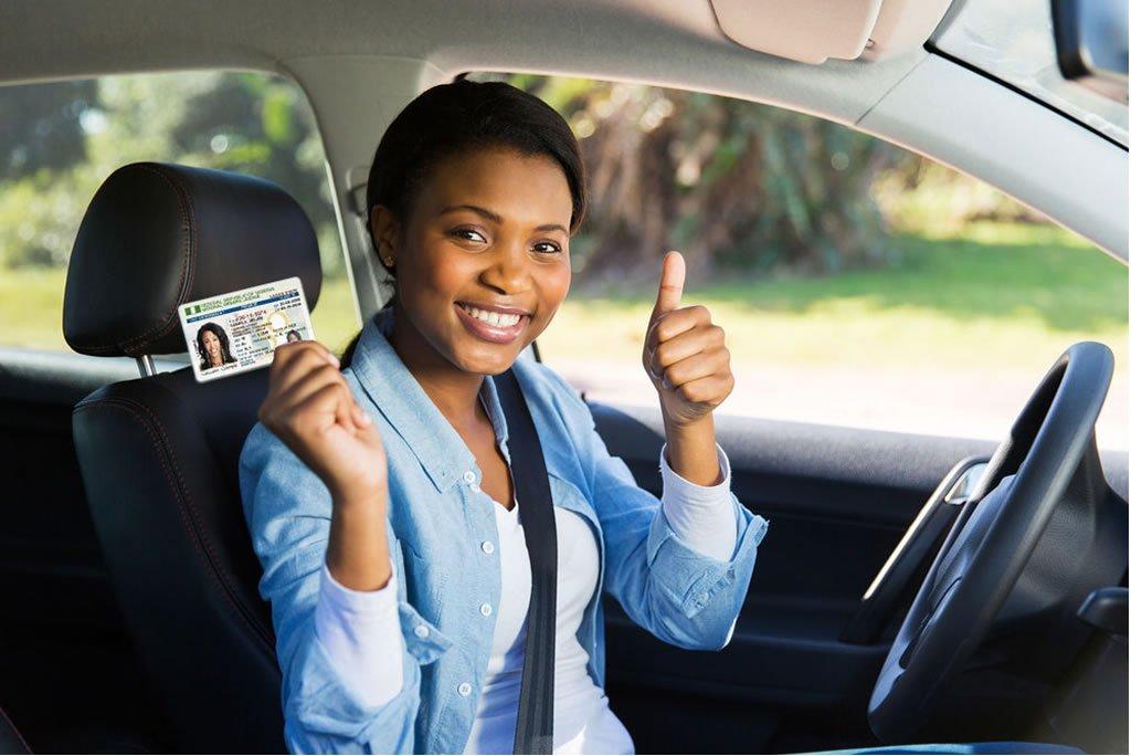 classes of Nigeria driver's license