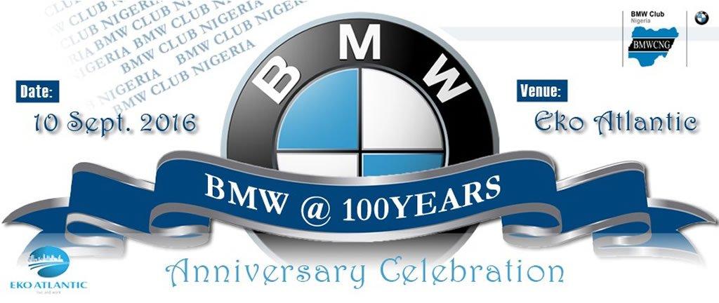 bmw anniversary 1