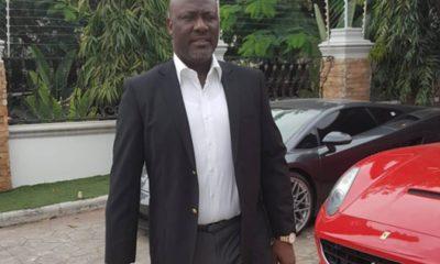 lamborghini in nigeria