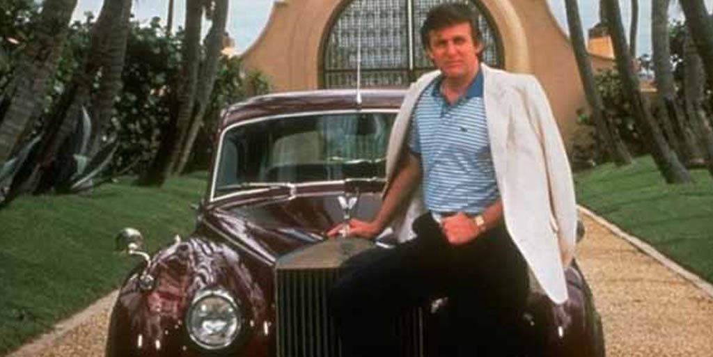 donald trump's top 5 favourite vehicles