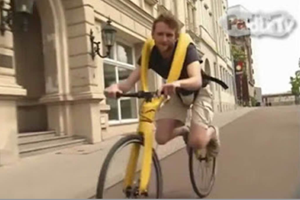 bike foot