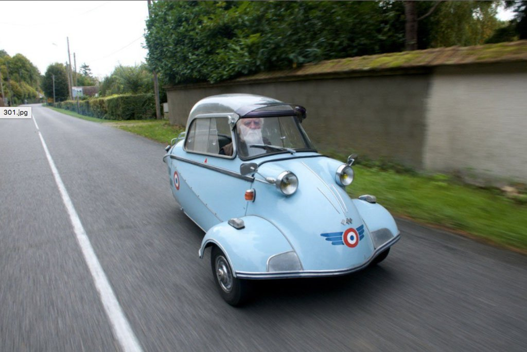 car look like