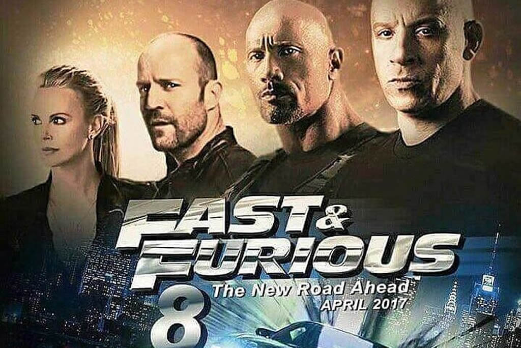 Checkout The Amazing Fast And Furious 8 Trailer Autojosh