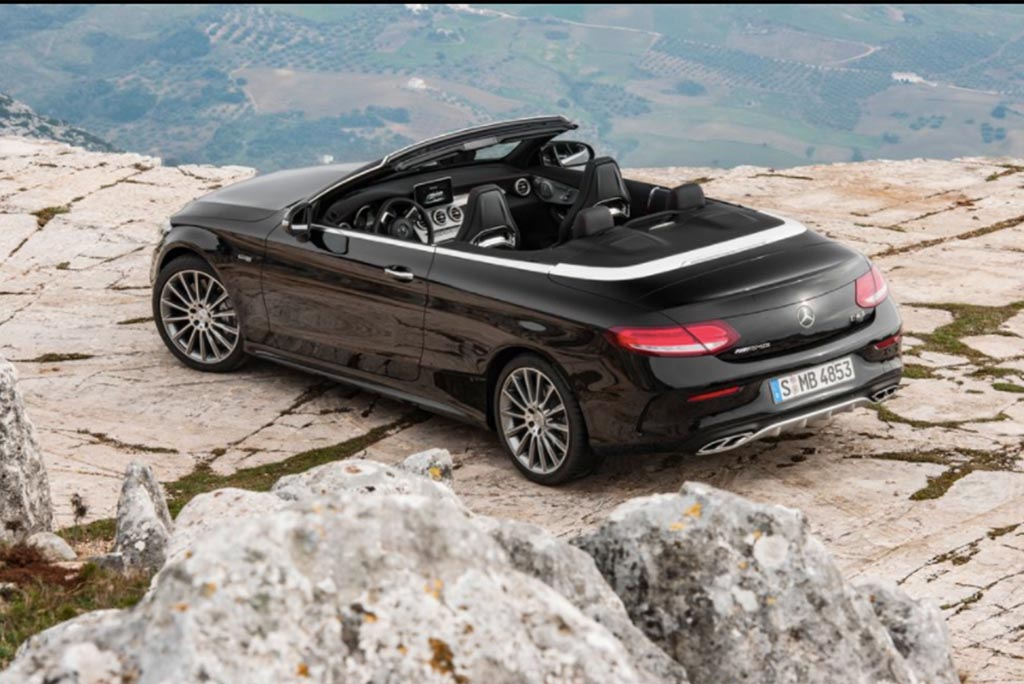2016 mercedes benz c43 amg cabriolet