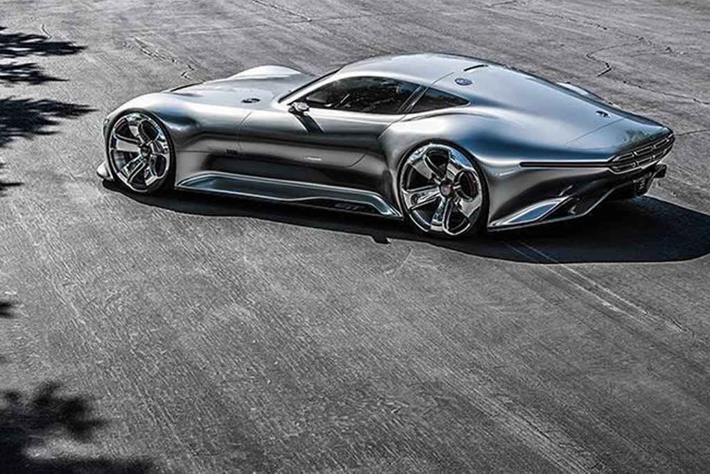 1,000-HP Mercedes Hypercar