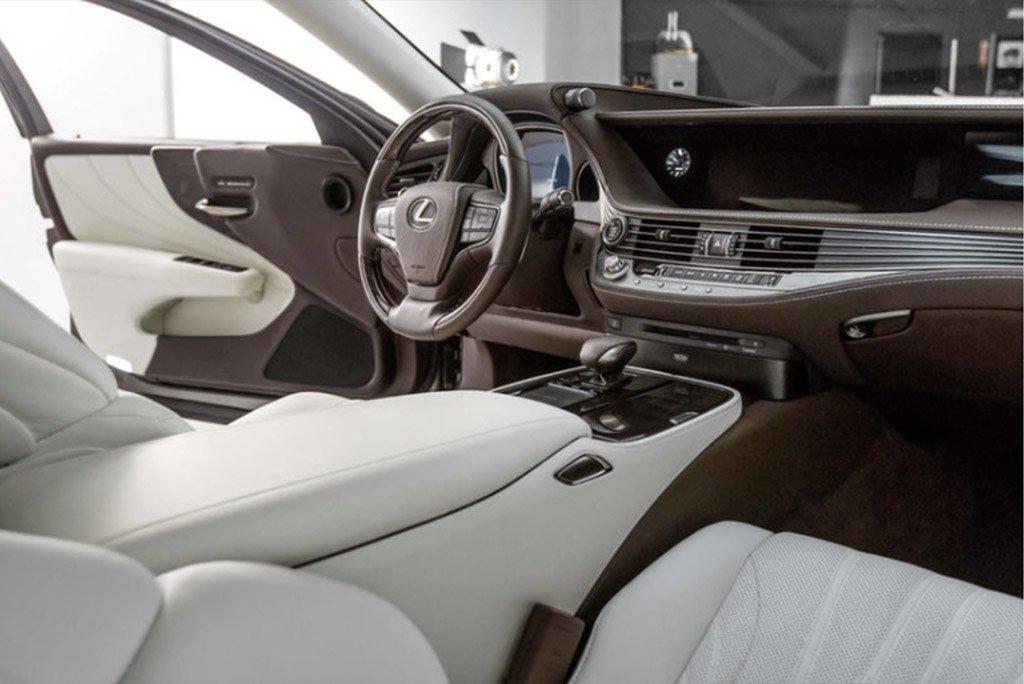 2018 Lexus Ls500 3