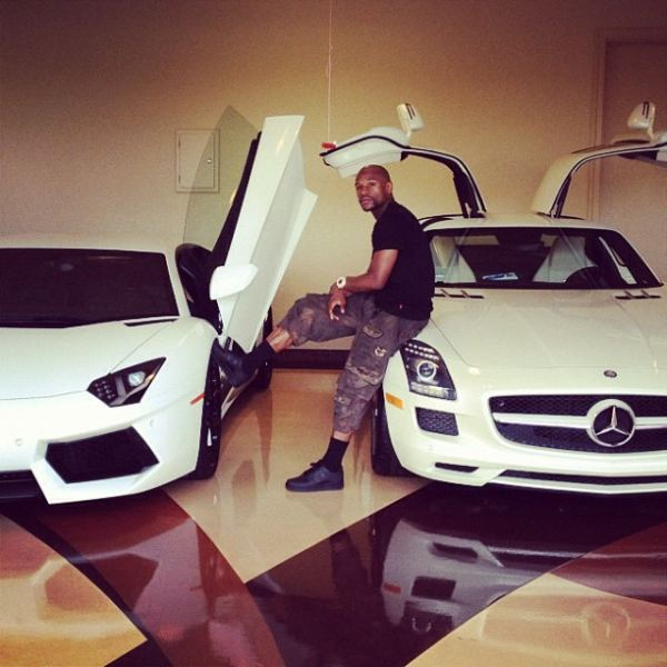 floyd-mayweather-car-collections