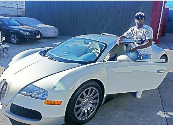 Floyd Mayweather's car collections