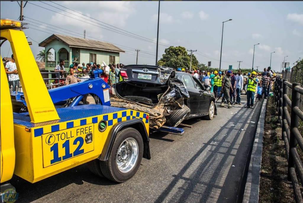 accident at itawolo ikorodu road
