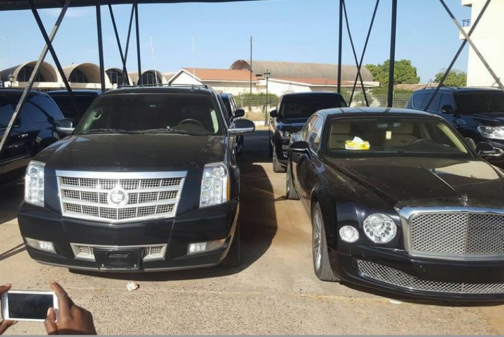 luxury-cars-jammeh-acquired
