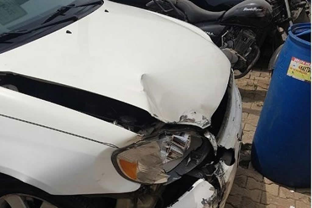 Man-seeking-Job-crashes-company's-Car