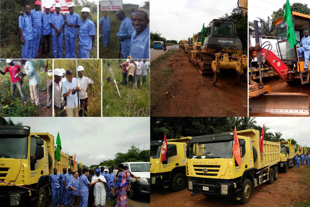 roads FG is currently rehabilitating
