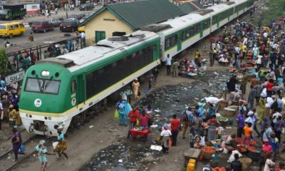 FG Releases N72bn For Lagos-ibadan Rail Line Project