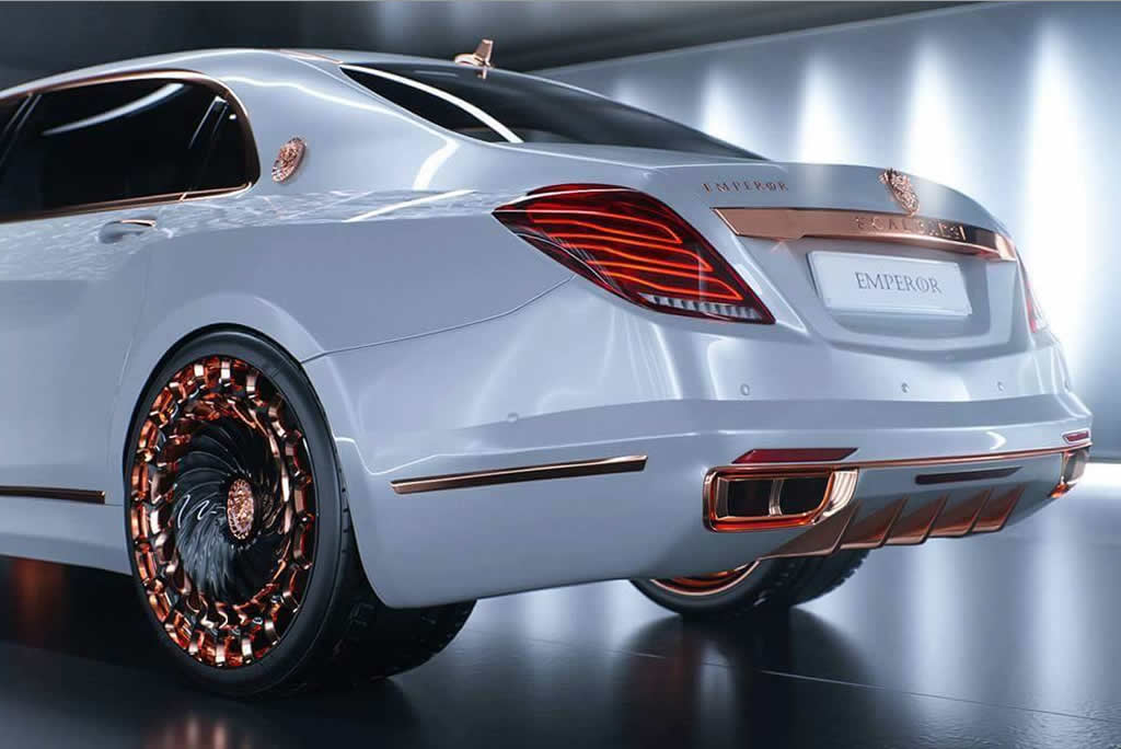 Car Maybach Cost