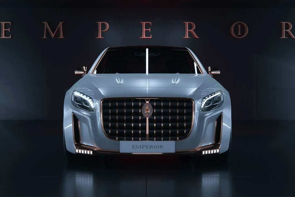 2016 Mercedes Maybach S600 Emperor-N750m car for only 10 ...