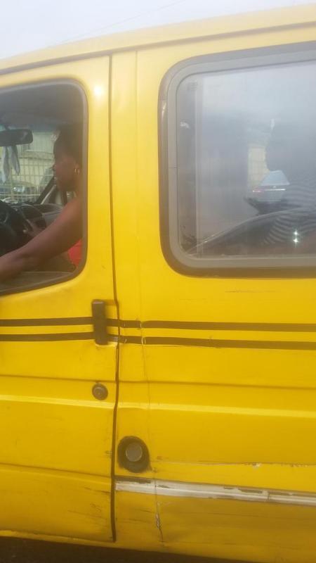 danfo lady drive