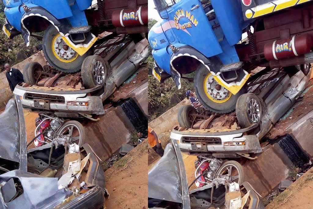 ghastly accidents in edo state