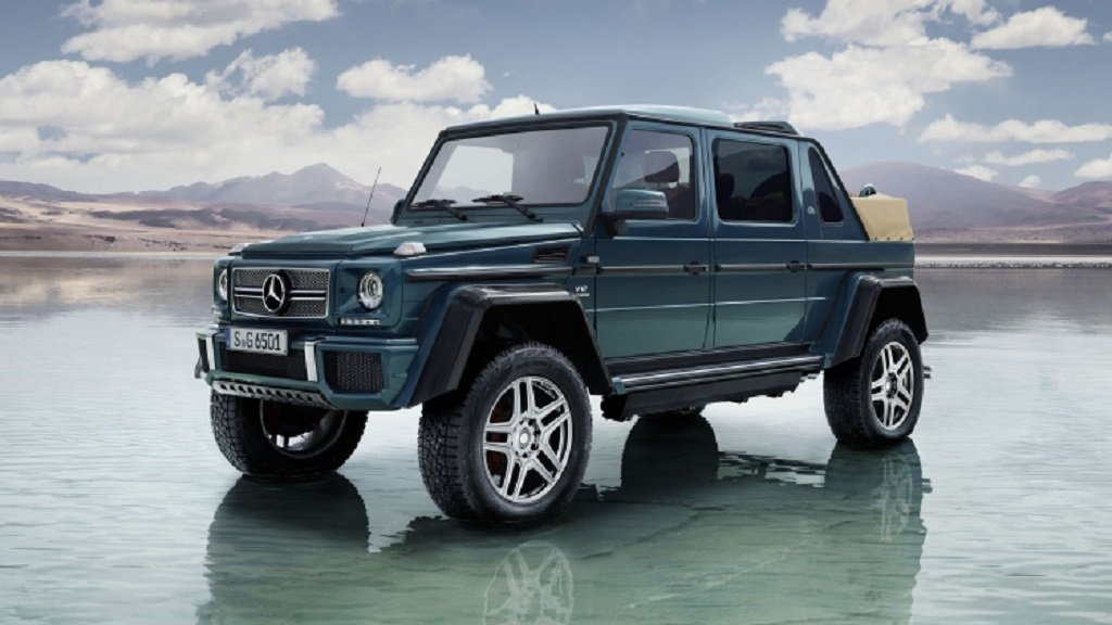 Mercedes-Maybach G 650