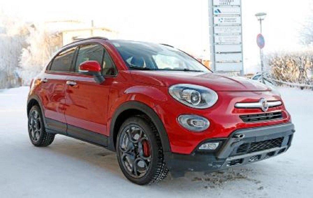 Fiat 2017 Abarth 500: