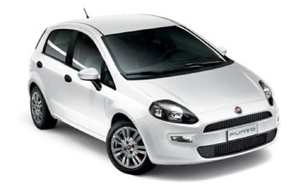 Fiat 2017-Punto