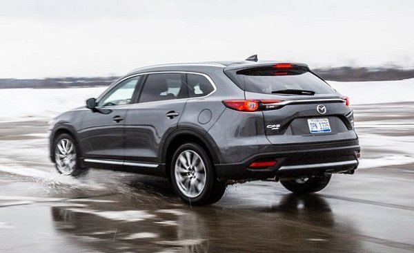 The 2017 Mazda CX-9