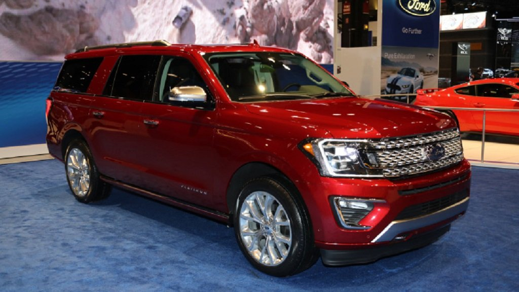 2018 ford expedition bigger and better autojosh. Black Bedroom Furniture Sets. Home Design Ideas