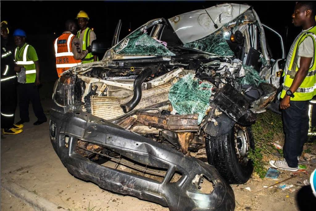 accident-at-lekki/epe expressway-ajah