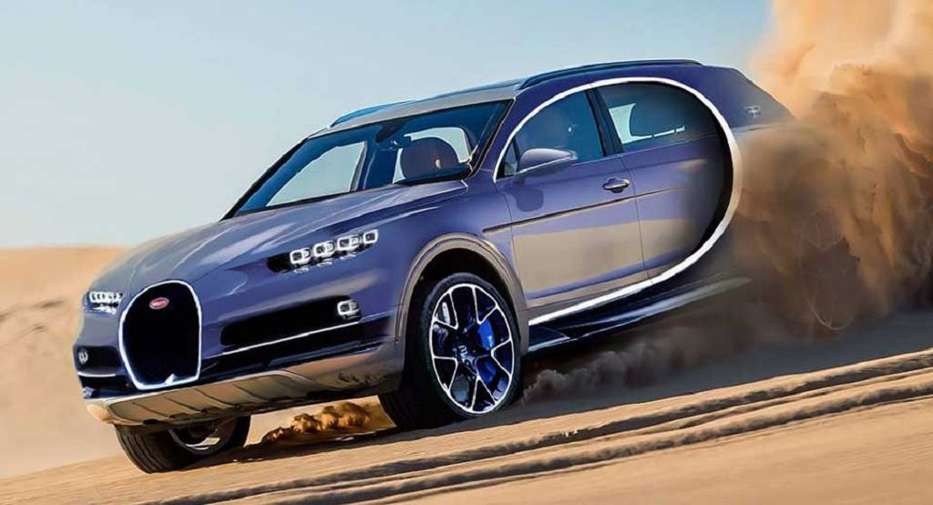 Should We Be Expecting A Bugatti SUV Anytime Soon