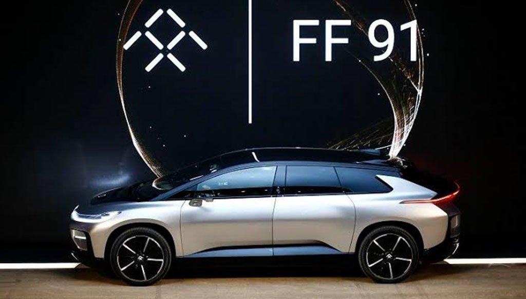 faraday future ff91