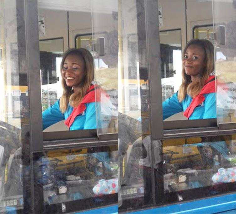 female-brt-driver