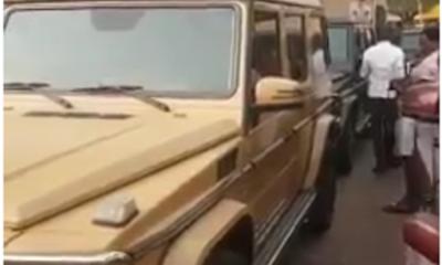 10 G-Wagons