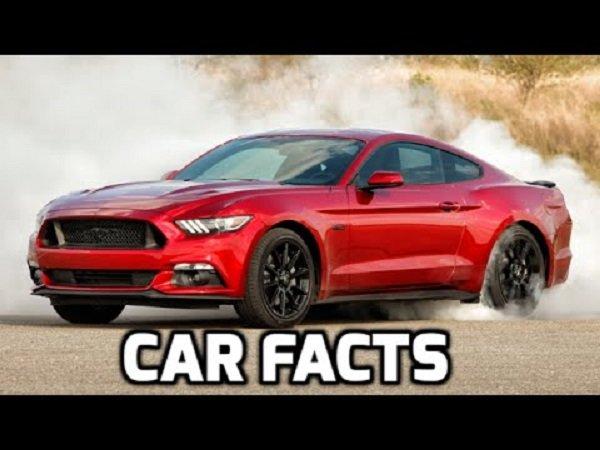 Fun Car Facts