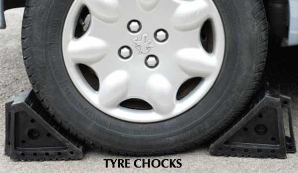 tyre-chocks