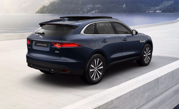 jaguar f pace secures five star safety rating autojosh. Black Bedroom Furniture Sets. Home Design Ideas
