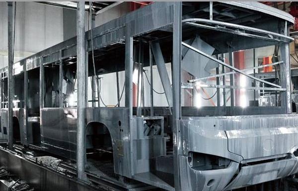 Image result for higer bus plant