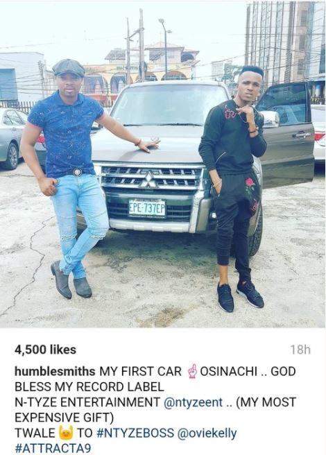 humblesmith-car
