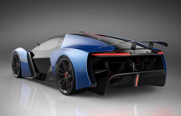 the future telsa super car