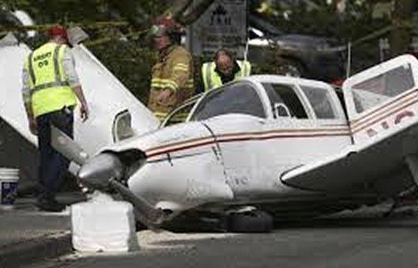plane crash in washington