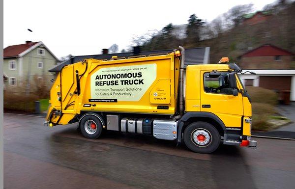 volvo-garbage-truck