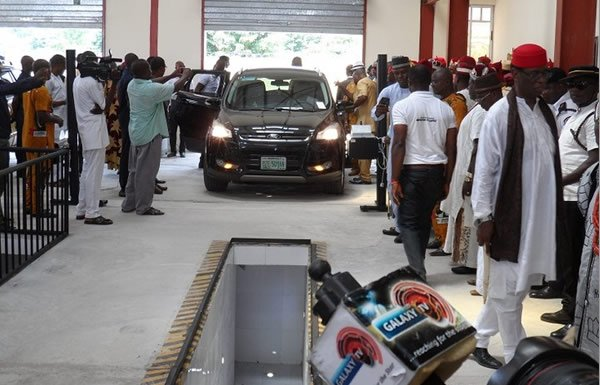 anambra vehicle inspection