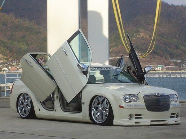 car door types