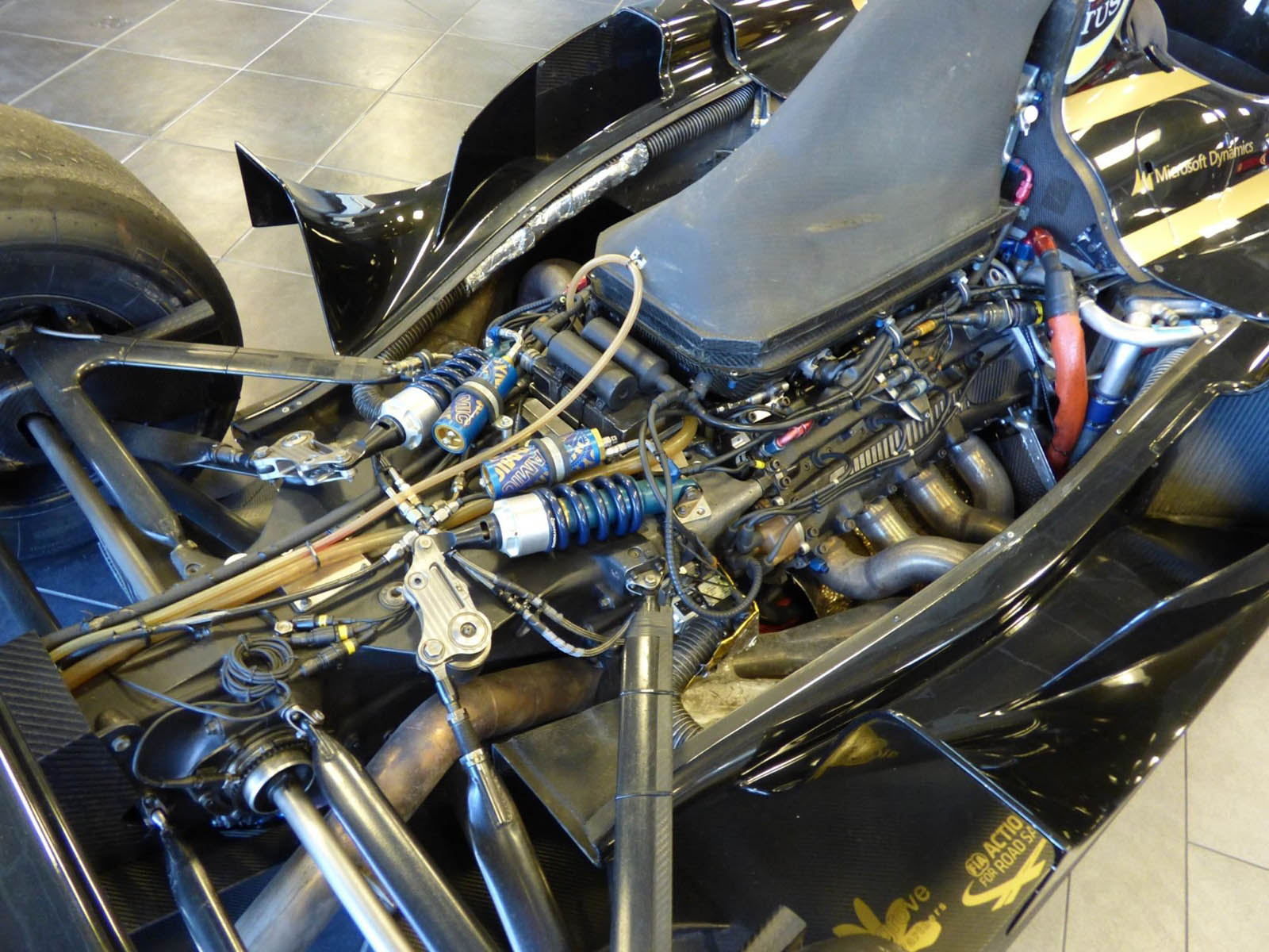formula-one-racecar