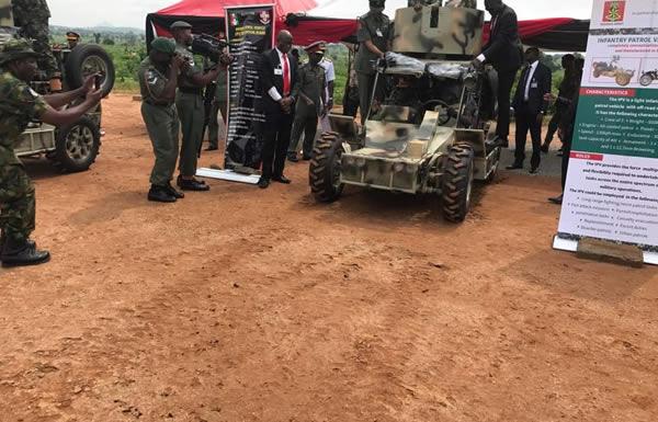 locally patrol vehicles