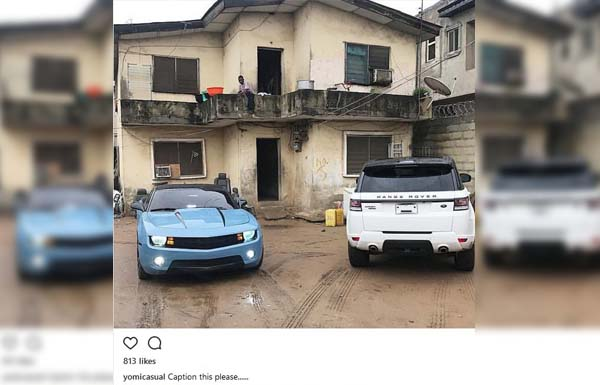 luxurious-cars-at-an-old-house