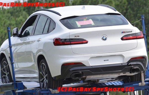 Be The First To See What The 2018 Bmw X4 Looks Like