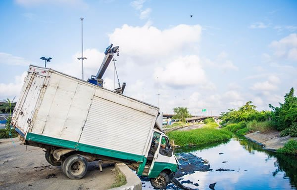 canal In lagos