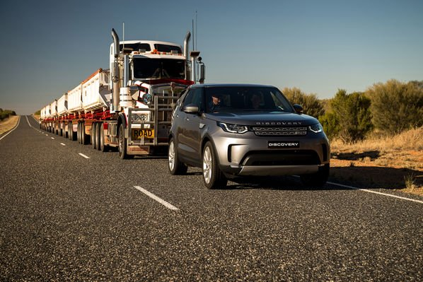 Land Rover Discovery Turbodiesel